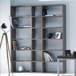 Pombol Large Contemporary Bookcase Bookcases Modern Furniture