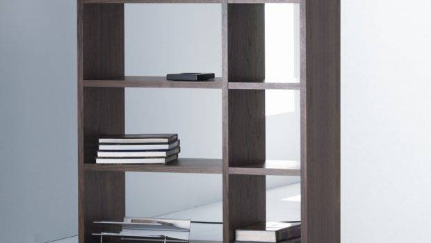 Pombol Small Contemporary Bookcase Bookcases Modern Furniture
