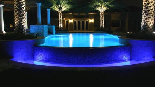 Pool Area Lighting Your Beautiful Residence