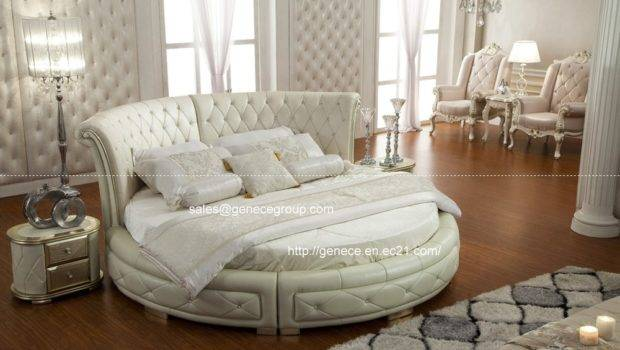 Popular Round King Beds Buy Cheap