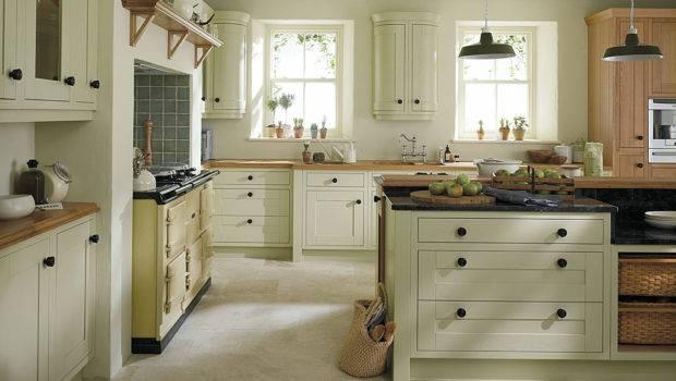Popular Traditional Kitchen Design Ideas