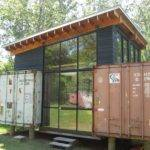 Prefab Container Homes Enjoying Great Outdoors Landscape Design