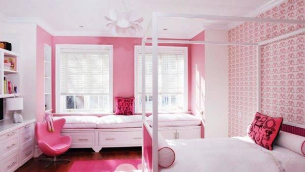 Pretty Pink Girls Rooms Hgtv