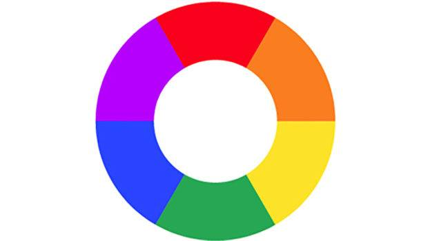 Primary Ands Secondary Colours