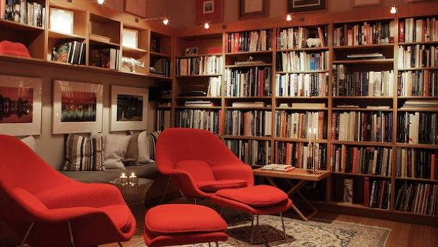 Private Library Design Ideas English