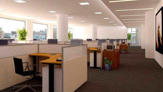 Professional Office Interior Design Benefit