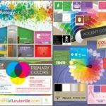 Psychology Color Infographic Business