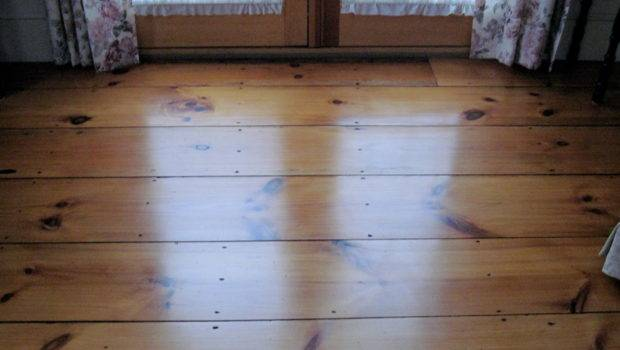 Pumpkin Pine Flooring Can Add Warmth Old World Charm Any Room