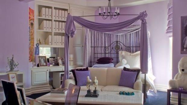 Purple Bedroom Ideas Teenage Girls Ultimate Home