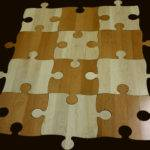 Puzzle Wood Floor Parquet Tile