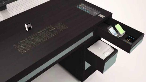 Rave First High Tech Desk Youtube