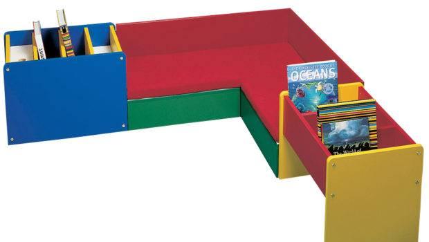 Reading Corner Basic Kinderbox Children Book Storage