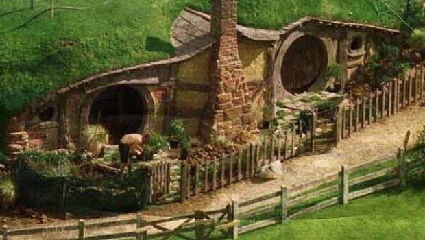 Real Life Hobbit Homes New Zealand Pics