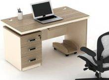 Reasonable Prices Office Furniture Staff Puter Desk