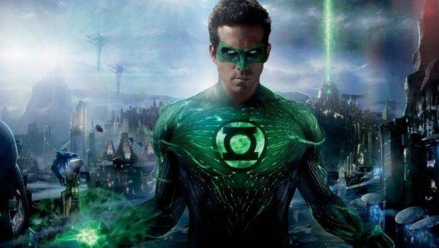 Recite Green Lantern Oath Tonight Alamo Plaza