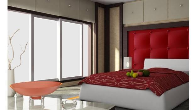 Red Bedroom Design Ideas Messagenote