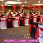Red Mood Lighting Village Hotel Bury Manchester