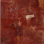 Red Painting Robert Rauschenberg Foundation