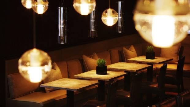 Related Restaurant Bar Design Ideas