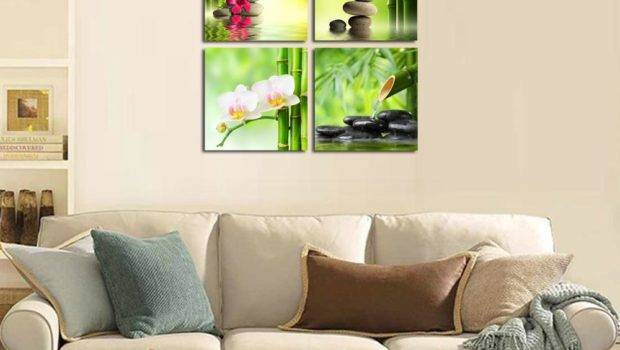 Relaxing Home Decor