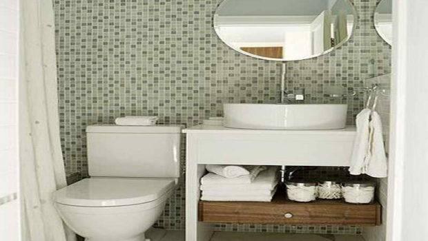 Renovating Small Bathroom Toilet