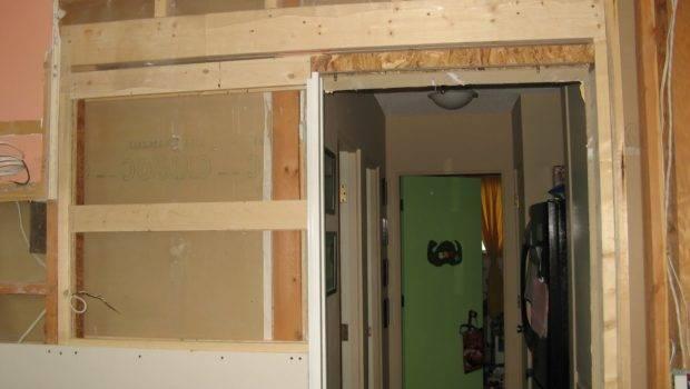 Renovation Corner Day Pocket Door