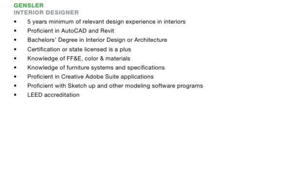 Requirements Interior Designer Decoratingspecial
