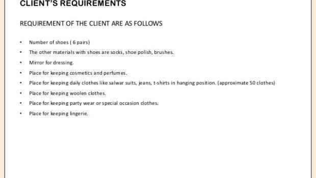 Requirements Interior Designing Billingsblessingbags