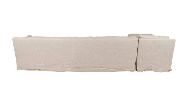 Restoration Hardware Belgian Slope Arm Sofa Chaise