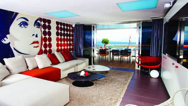 Retro Living Room Design Deniz Homedeniz Home