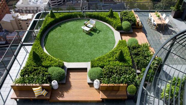 Roof Garden Design Eco Friendly Ideas Wonderful Rooftop
