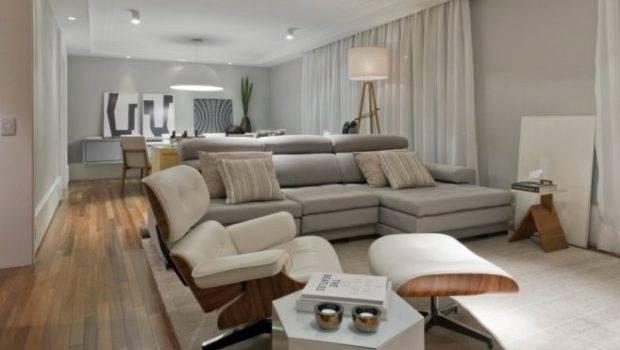 Room Concept Stylish Interior Apartment Design Living