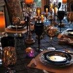 Room Design Decor Ideas Dining Halloween