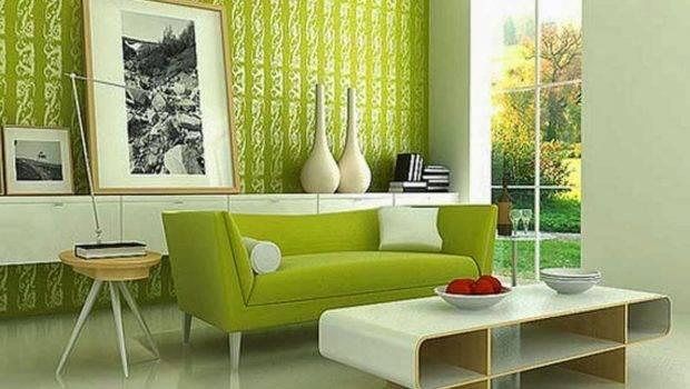 Room Green Beautiful