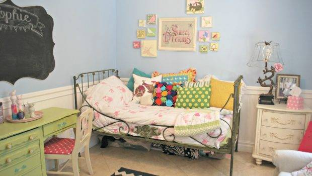 Room Her Little Sister Sophie Adorable Perfect