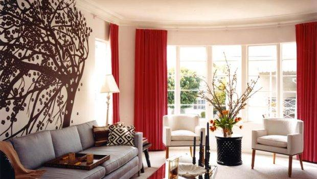 Room Home Design Tips Guides Living Curtains