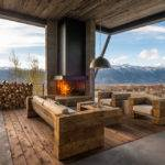 Room Substituting Hall Modern Mountain Home Feeds