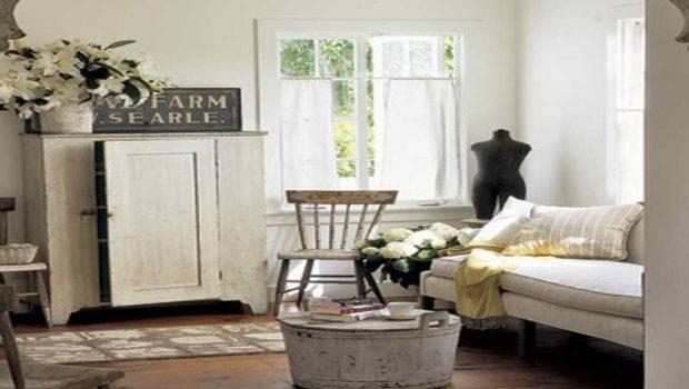 Room Vintage Living Ideas Small