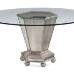 Round Antique Dining Table Best