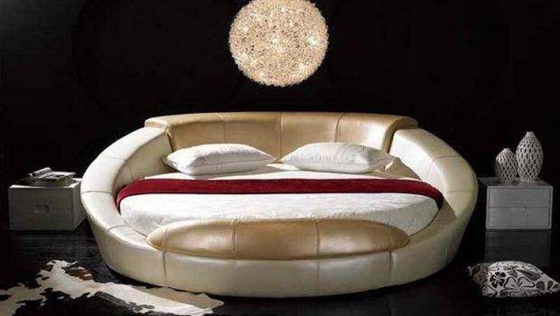 Round Bed Frame Better Sleeping Quality