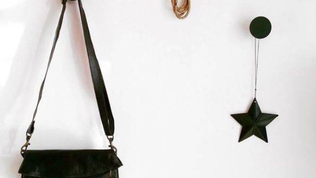 Round Wall Hooks Dot Hook Jewelry Holder Dots