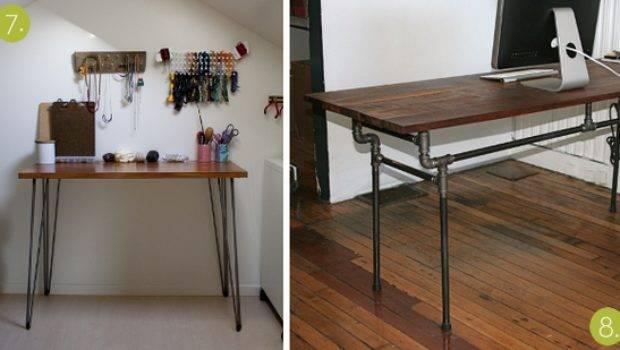 Roundup Easy Diy Worktops Desks Can Make