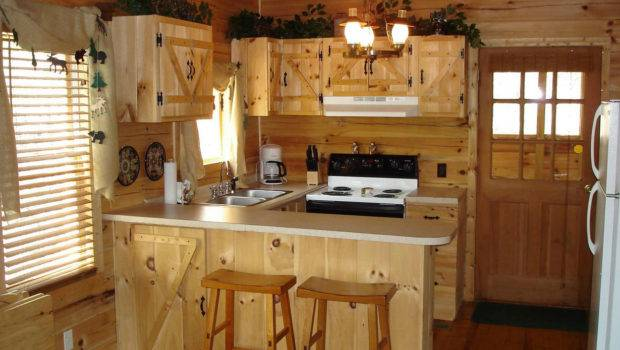 Rustic Farmhouse Kitchen Designs Applying