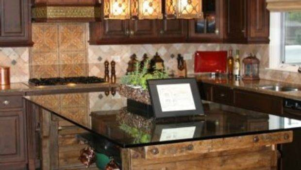 Rustic Kitchen Decor Design Ideas