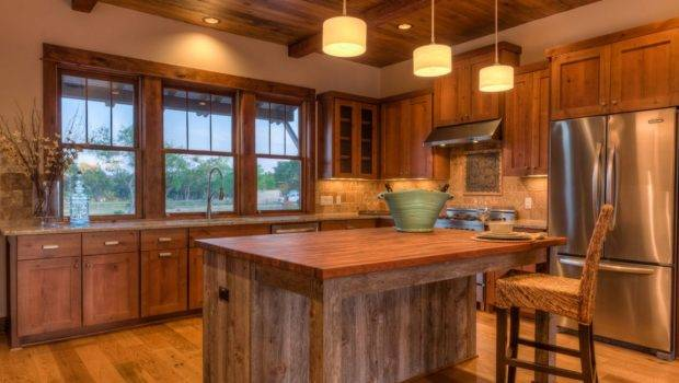 Rustic Kitchen Styles