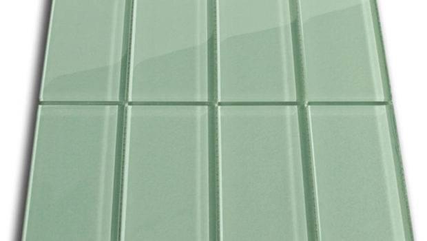 Sage Green Glass Subway Tile Backsplashes Showers More Sample