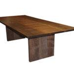 Sale Custom Walnut Dining Table Artsyhome Modern