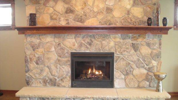 Sandstone Hearth Fireplace Natural Stone