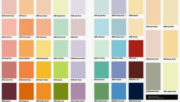 Sandtex Exterior Wall Paint Colour Chart