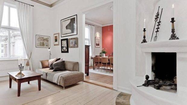 Scandinavian Interiors Charming Apartment Oslo Norway